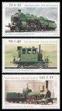 FRG MiNo. 2946-2947 ** Youth 2012: Historic steam locomotives, MNH