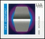 FRG MiNo. 3540 ** Series Optical Illusions: Two Shades of Grey?, self-adh., MNH