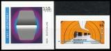 FRG MiNo. 3540-3541 ** Self-Adhesives Germany April 2020, MNH