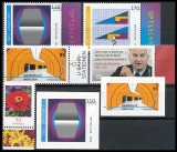 FRG MiNo. 3535-3549+sheet 86 ** New issues Q2 2020, MNH, incl. self-adhesives