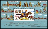 FRG MiNo. Block 86 (3545) ** Series Europe 2020: Historic postal routes, MNH