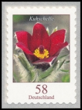 FRG MiNo. 2971 ** Flowers (XXV): meadow anemone, MNH, self-adhesive