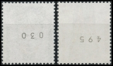 FRG MiNo. 1374-1375 set ** Objects worth seeing (III), MNH