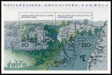 FRG MiNo. Block 44 (1997-1998) ** German national and nature parks, MNH