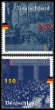 FRG MiNo. 1986-1987 set ** 50 years of Parliamentary Council, from block 43, MNH