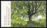 FRG MiNo. 2980-2982 set ** Welfare 2013: Flowering Trees, MNH
