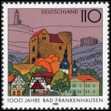 FRG MiNo. 1978 ** 1000 years Bad Frankenhausen, MNH