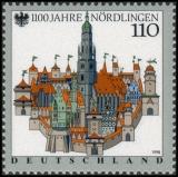 FRG MiNo. 1965 ** 1100 years Nördlingen, MNH