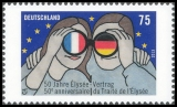 FRG MiNo. 2977 ** 50 years Elysée Treaty on Franco-German cooperation, MNH